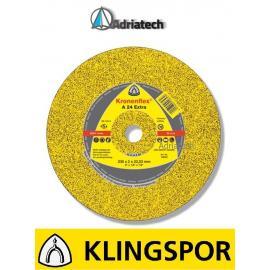 Klingspor tarcza do cięcia stali śr. 230mm A24 EXTRA  (286456)