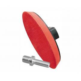 PROTECO Dysk na rzep 125 mm, trzpień 10 mm/M14 (42.09-K125-V)