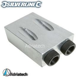 SILVERLINE Przyrząd do połączeń ukrytych na wkręty (868549)