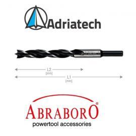 ABRABORO Wiertło klasyczne CV 8mm (AB80008000)