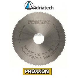 PROXXON Tarcza tnąca z wysokogatunkowej stali 50mm do KS 230 (28020)