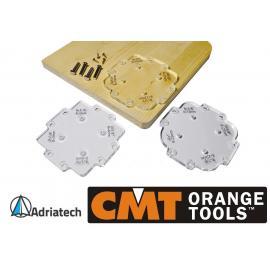 CMT Szablony do zaokrągleń (TMP-R12)