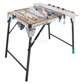 Wolfcraft  stół maszynowo-warsztatowy Master Cut 2500 + gratis ścisk  (6902300)