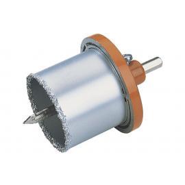 Wolfcraft Zestaw otwornic do prac instalacyjnych z nasypem z węglików 33-83mm (3478000)