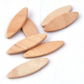 PINIE Lamelki 50szt  53x 19 x 4 mm (160-1050)