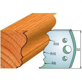 CMT Noże profilowe 50mm 2szt (690.506)