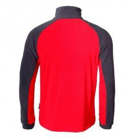 Bluza polarowa czerwona LAHTI LPBP1m