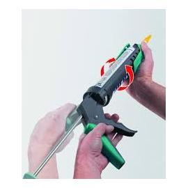 Wolfcraft Pistolet do wyciskania silikonów i akryli MG200 ERGO (WF4352000)