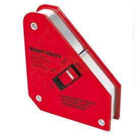MAGG Kątownik magnetyczny spawalniczy  95x110x25mm z wyłącznikiem (70091)