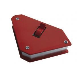 MAGG Kątownik magnetyczny spawalniczy  130x150x32mm z wyłącznikiem (70092)