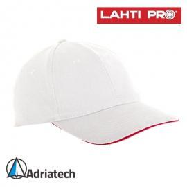 LAHTI Czapka z daszkiem biała L1811300