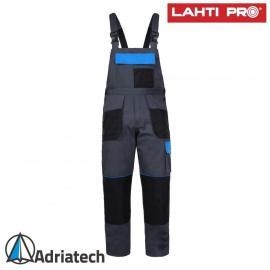 LAHTI Spodnie ochronne ogrodniczki L40604