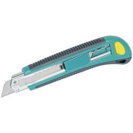 Wolfcraft Nóż profesonalny - 3 odłamywane ostrza 18 mm  (4138000)