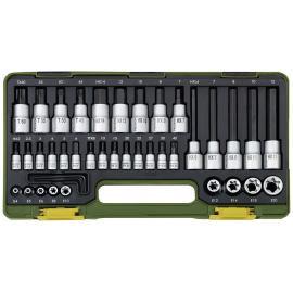 PROXXON Specjalny zestaw do śrub imbusowych i TX, 42 części (23290)