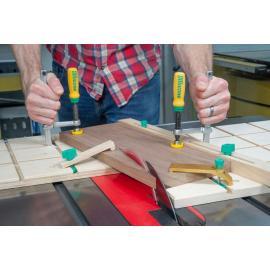 MICROJIG - Ściski do rowków na jaskółczy ogon MicroJig zestaw 2szt MatchFit DVC-538K2