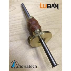 LUBAN - Znacznik metalowy pojedynczy WMG