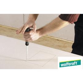 Wolfcraft Nóż do wycinania płyt gipsowo-kartonowych  (4033000)