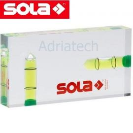 SOLA Blok akrylowy poziomujący z libelkami R 102 (01616101)