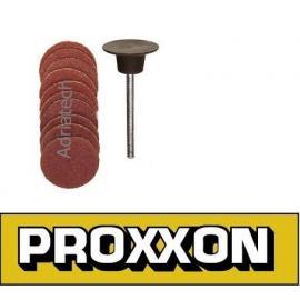 PROXXON Korundowe tarcze do szlifowania oraz trzpień (28982)