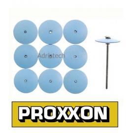 PROXXON Elastyczna polerka silikonowa w kształcie dysku (28293)