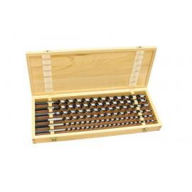 PROTECO Wiertła spiralne do drewna 10÷20mm o dł. 230mm - zestaw 6 szt (42.12-SADA-230)