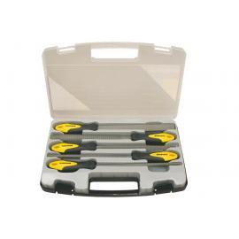 PROTECO Pilniki tarniki - zestaw 5 szt w walizce (10.14-9801-2)
