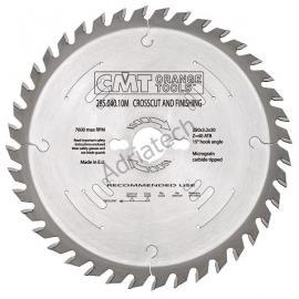 CMT Piła uniwersalna do cięcia w poprzek i wzdłuż D-250 F-30 zębów 48 (285.048.10M)