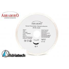 ABRABORO Tarcza diamentowa N13 do cięcia płytek 125 mm (12500013)
